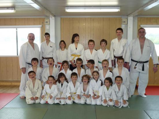 Jablines : et bien sûr du judo!