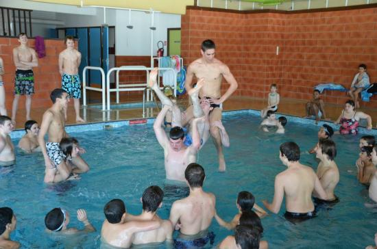 Autrans 2012 : piscine