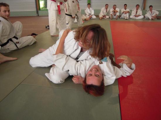 Combats féminines vétérantes